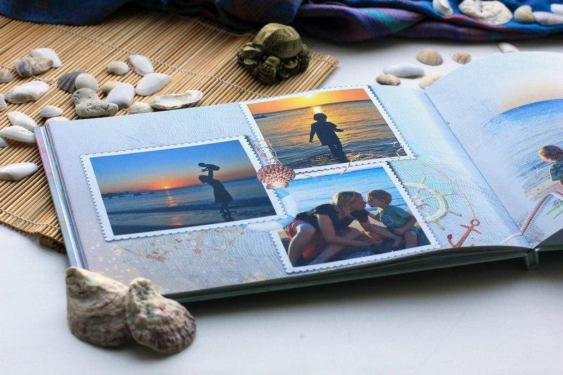 Фотокнига на память или для подарка