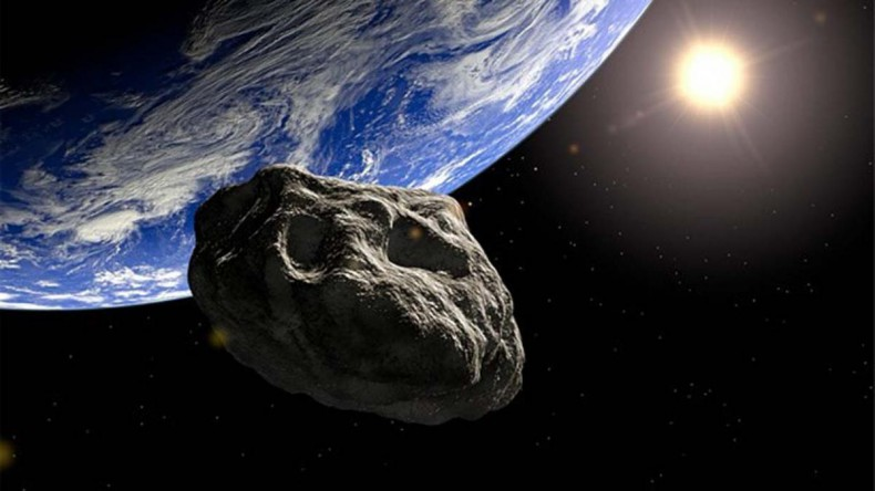 Астрономы прогнозируют вероятное столкновение Земли с астероидом на 9 сентября 2019 года