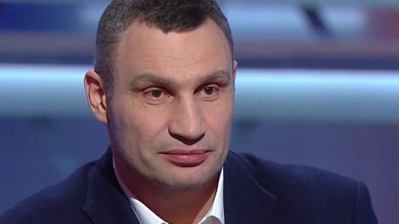 Зеленский поручил уволить Кличко с поста мэра Киева