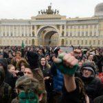 В Петербурге готовятся к масштабной акции протеста