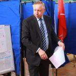 Выборы: Беглов становится главой Петербурга