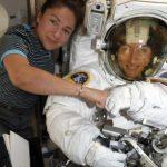 NASA планирует выход в открытый космос двух женщин-астронавтов