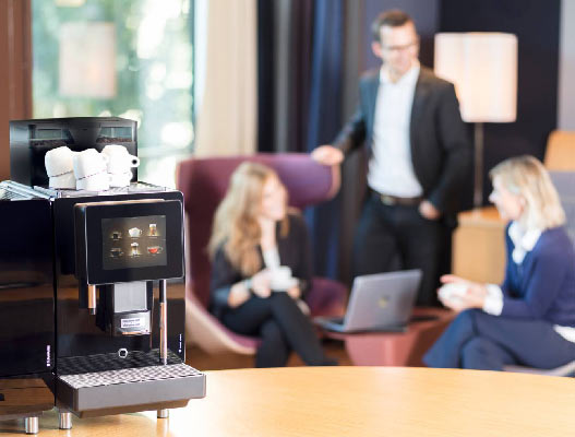 Купить качественную кофемашину для дома и офиса