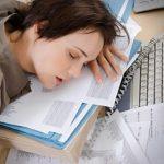 Переутомление на работе опасно для женщин