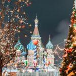 В Москве отметят Новый год на 1,746 миллиардов рублей