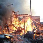 Трое детей погибли в пожаре в Ярославской области