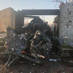 В Иране потерпел крушение украинский пассажирский лайнер