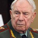 В Москве умер маршал Советского Союза Дмитрий Язов