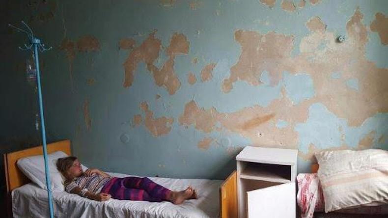 В каждой третьей детской больнице России нет водопровода