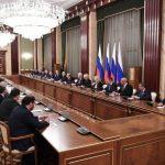 В России будет создана комиссия по повышению устойчивости экономики во время коронавируса