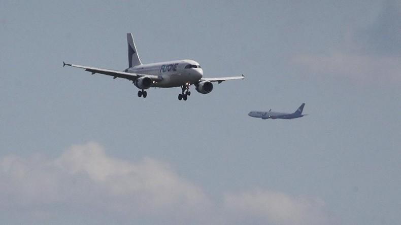 С 27 марта прекращено авиасообщение между Россией и другими странами