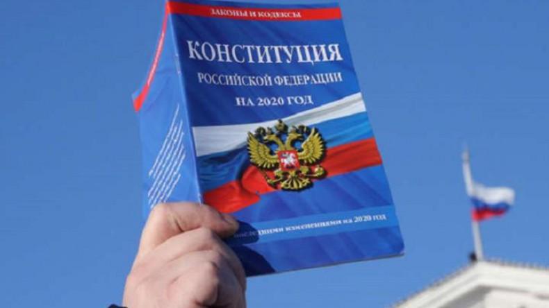 Половина россиян одобряют обнуление президентского срока Владимира Путина