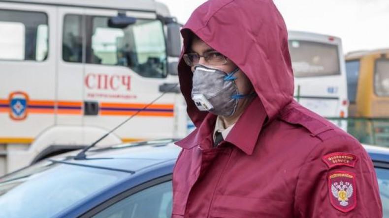 Пик эпидемии в Москве придётся на начало апреля