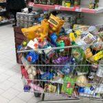 Роспотребнадзор порекомендовал не делать запасы еды