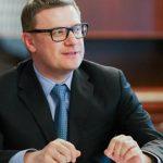 Губернатор Челябинской области Алексей Текслер ущелистую в самоизоляцию