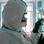 Россия переместилась на третье место в мире по распространению коронавируса