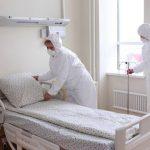 В Москве ещё год будут открыты госпитали для больных коронавирусом