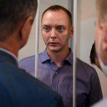 За Ивана Сафронова поручились несколько десятков руководителей российских СМИ