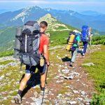 Туристические походы в горы зимой и летом