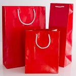 Заказать брендированные пакеты