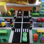 Поделки на тему дорожного движения