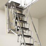 Где купить надежные чердачные лестницы?
